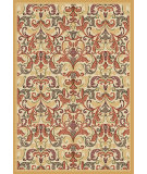 RugStudio presents Regence Home Malmesbury Agra Gold Machine Woven, Good Quality Area Rug